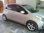 Picture Car Toyota Vitz Japan Available in Pakistan