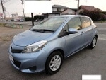 Picture Used toyota vitz ksp130 direct import from japan