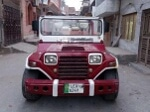Picture Jeep willy. Lahore