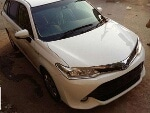 Picture Toyota Fielder Hybrid Fresh 2016 clear. Only...