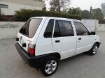 Picture Used Mehran VX