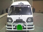 Picture Suzuki carry bolan 2007 white color for sale in...