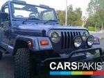 Picture 2007, Blue Metallic Jeep Wrangler (Petrol) For...