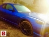Picture Mazda Rx8 Electric Blue — Islamabad