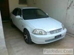 Picture Honda Civic Exi Automatic:: Used Cars For Sale I