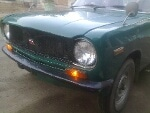 Picture Datsun 120y green color for sale