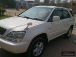 Picture Toyota Harrier for Sale in Sargodha