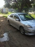 Picture Toyota belta 1300cc 2007 silver color for sale...