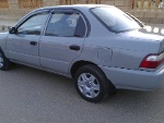Picture Corolla Indus EXG 1997 1300cc Ac Cng Petrol: