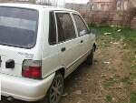 Picture Mehran exchange possible with cultus. Islamabad