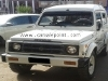 Picture Used Jeep Suzuki potohar Model White Color