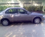 Picture Indus Corolla Automatic