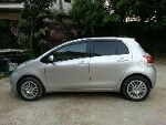 Picture Vitz ideal car Registered 2010