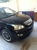 Picture Toyota Harrier 2007 black color for sale