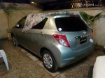 Picture Toyota vitz, imported(applied for), shimmering...