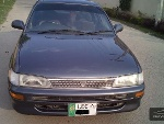 Picture Toyota Corolla SE Limited for Sale in Lahore