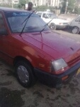 Picture Suzuki Khyber 1996 maroon color for sale
