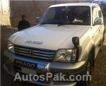 Picture 2001 Toyota Land Cruiser 3 Doors