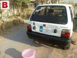 Picture Mehran vxr islamabad reg sell or exchange —...