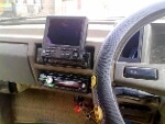 Picture Suzuki Carry Daba 2002 Model With Sound System...