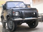Picture Jeep Suzuki Model body has been changed
