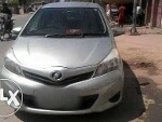 Picture Vitz 1000cc silver 11/14 multan by Deals on Wheels