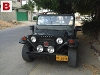 Picture M825 Jeep with Hummer H2 Original Side Mirror