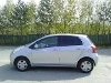 Picture Toyota yaris model 2007 silver color for sale