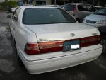 Picture Toyota crown royal saloon special package 1996