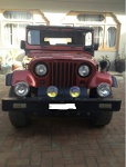 Picture Jeep CJ-5 for Sale in Peshawar