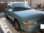 Picture Used Toyota corolla indus 1999 Car Price in...