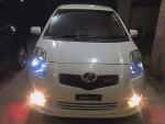 Picture Toyota Vitz 1300cc like new total genuine