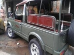Picture Jeep Long Chassis Suzuki Sj410 Sell in Pakistan