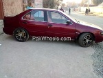 Picture Nissan Sunny EX Saloon 1.6 1998