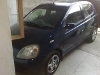 Picture Toyota Vitz 2001 blue color for sale