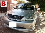 Picture Toyota Harrier — Lahore
