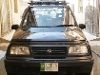 Picture Suzuki Vitara Jeep 3 Door Black Colour 1992 for...