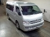 Picture Toyota HiAce DX 2009 silver color for sale