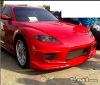 Picture Pearl red mazda rx8 2006 model -09