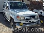 Picture 2002 Toyota Land Cruiser 3 Doors