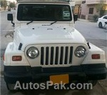 Picture 2001 Jeep Wrangler Unlimited