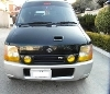 Picture Suzuki Wagon-R 97/2009 black color for sale