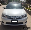 Picture Toyota Corolla Axio Hybrid for Sale in Peshawar