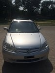 Picture Honda Civic VTi Oriel Prosmatic 2005 for Sale