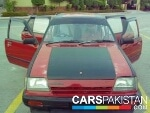 Picture 1995, Brownish Red Suzuki Khyber (Petrol / CNG)...