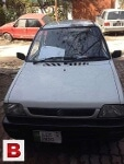 Picture Suzuki Mehran Model and 2007 Register — Islamabad