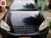 Picture 2d saloon toyota corolla black rs. 650000 —...