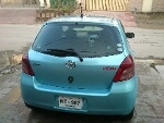 Picture Toyota Vitz 2008 Sky Blue color for sale