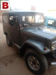 Picture Toyota land cruiser jeep — Lahore