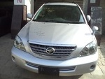 Picture 2009 Toyota Harrier for Sale